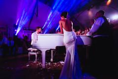 Stephanie et Laurent - soirée dansante - Domaine de la Butte ronde