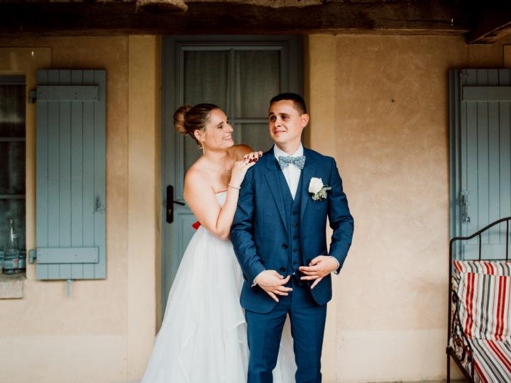 Mariage en bourgogne