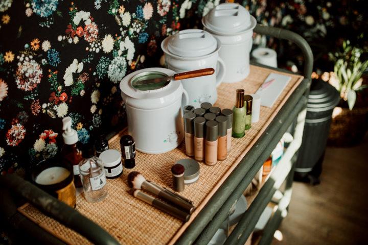 Produits de maquillage Maison La Superbe