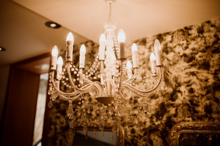 Décors du salon Zepanek Coiffeurs Annecy